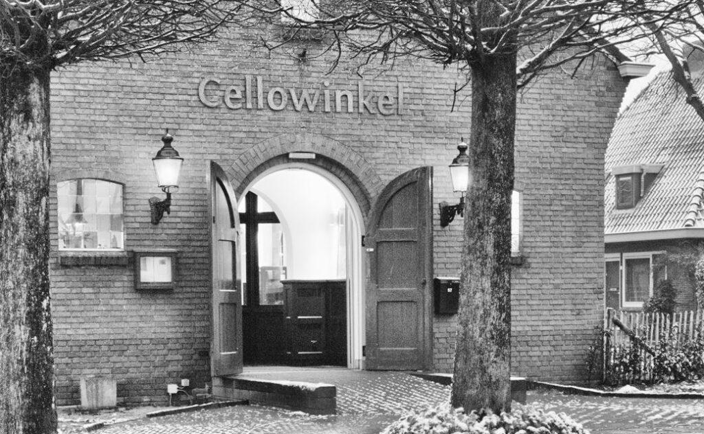 Cellowinkel Dieren, Wilhelminaweg 57, 6951 BN DIEREN Gelderland